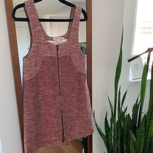 See By Chloe Front Zip Jumper Dress